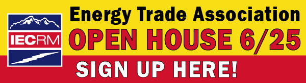 Energy Trade Association Open House in Denver, CO