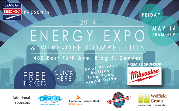 2014 IECRM Energy Expo and Wire-Off