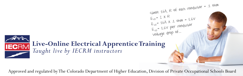 Online Electrical Apprentice Training Program at IECRM