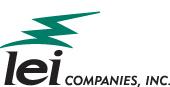 IECRM Top Contractor Member - LEI Companies