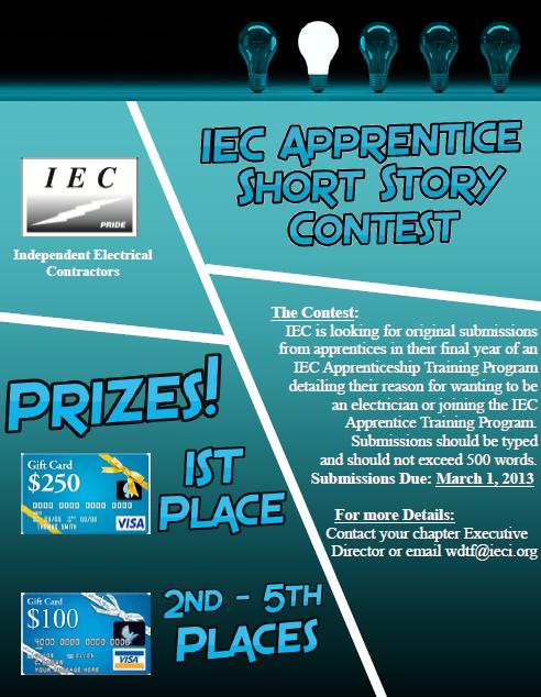 2013 IEC Short Story Contest