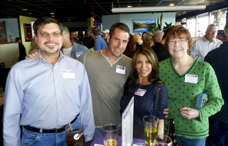 IECRM Happy Hour at Jay's in Denver, Colorado