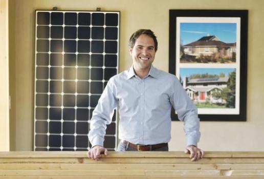 Jason Wiener Namaste Solar