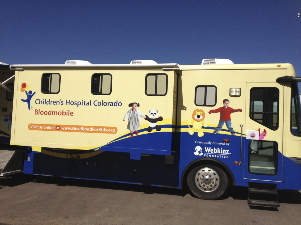 Children's Hospital Colorado at the IECRM Energy Industry Expo