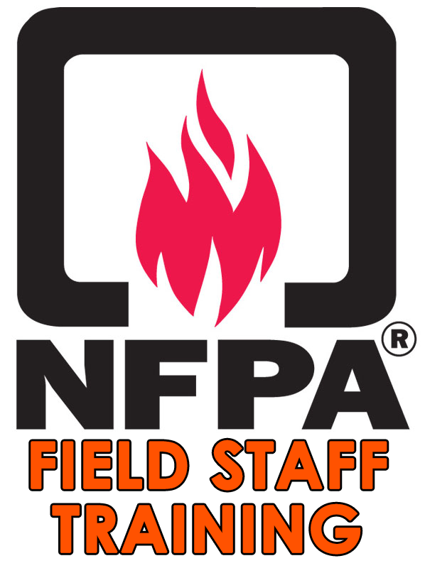 NFPA Field Staff Training in Denver, CO