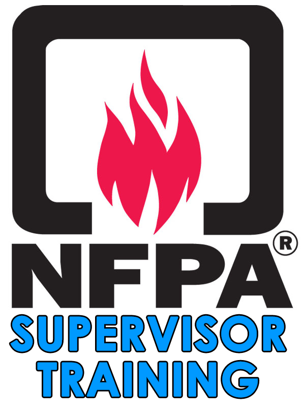 NFPA Supervisor Training class in Denver, CO