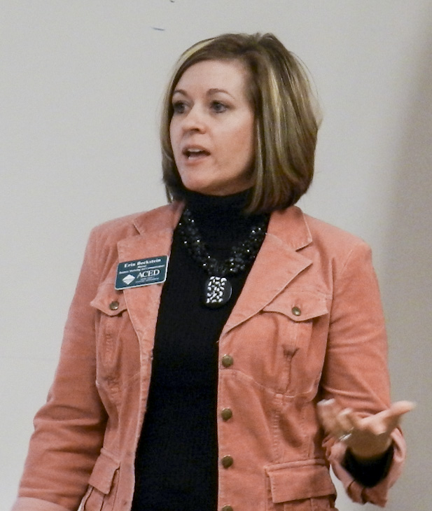 Erin Beckstein - Adams County Economic Development
