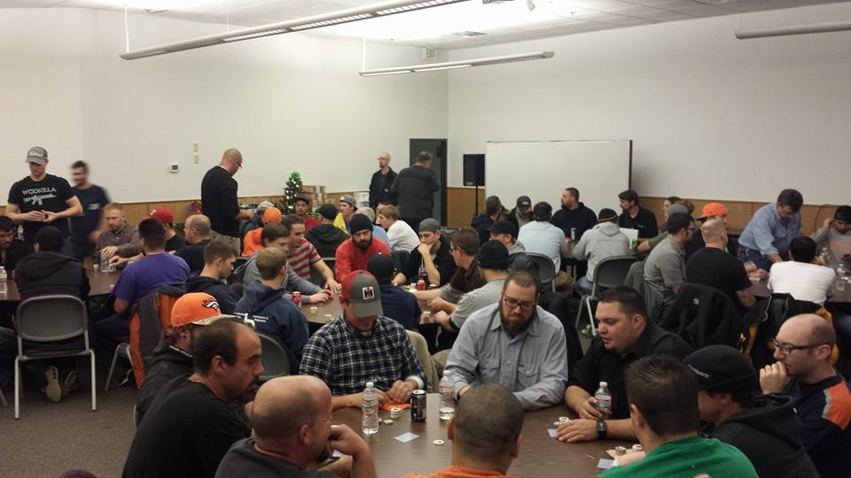 Student Poker Tournament
