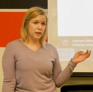 Jessica Erickson - Colorado Office of Economic Development