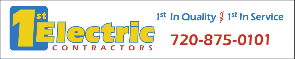 1st Electric 48X240 Banner