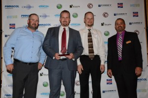 Industrial Project of the Year (Over $3M) - Lonesome Creek Gas Processing Plant: Northern Electric, Inc.