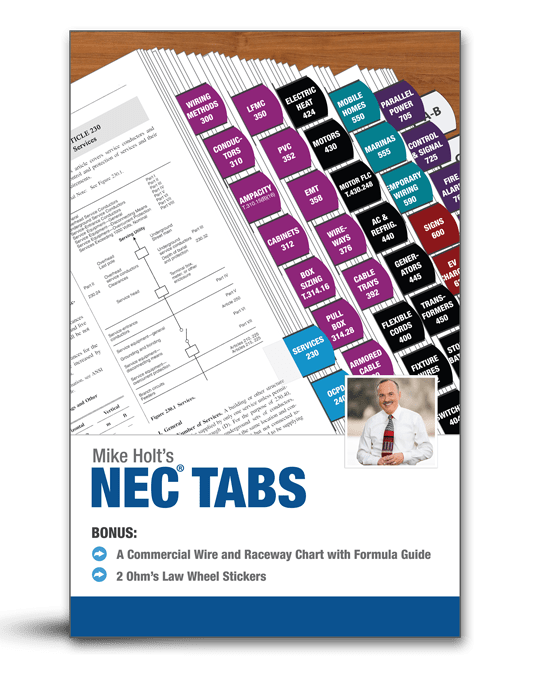 2017 NEC Tabs Photo